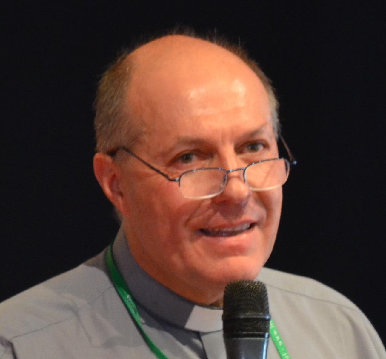 o. Henri-Marie Mottin, zodpovedný za kňazov a seminaristov