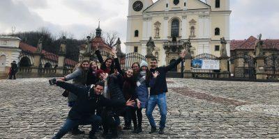 Kalwaria Zebrzydowska – obľúbené miesto Jána Pavla II. a tiež náš domov počas EEYM